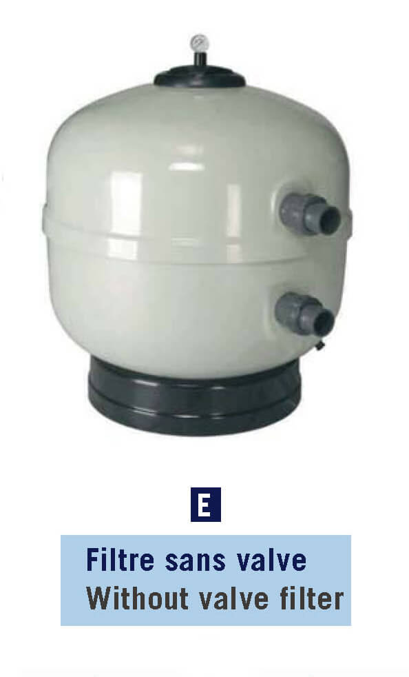 ASTER SAND FILTER ASTRAL POOL